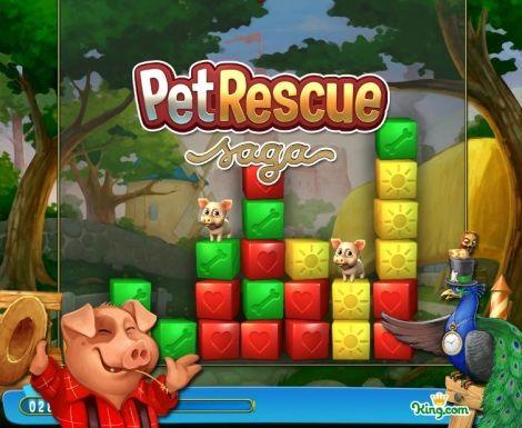 Pet Rescue Saga V1 4 7 2 Mod Pet Rescue Saga Animal Rescue Candy Crush Saga