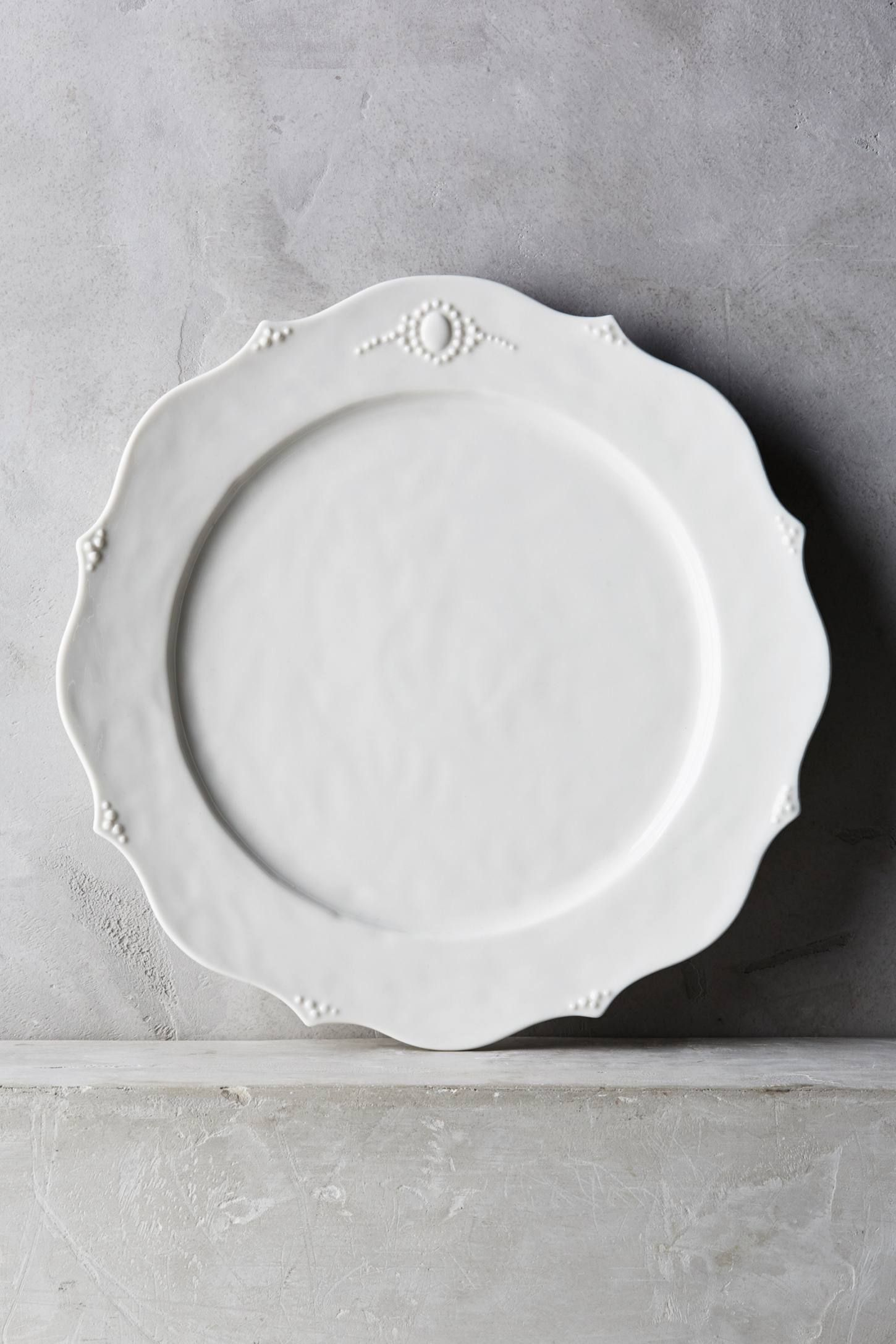 Ville Fleur Dinner Plate & Ville Fleur Dinner Plate | Small dining rooms Small dining and ...