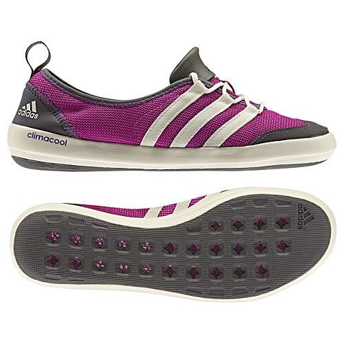 95085600c5ff Amazon.com  Adidas Women s Climacool Boat Sleek Water Shoes  Shoes ...
