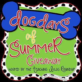 Dog Days Blog Hop... Here's Your Freebie! | Teaching ...