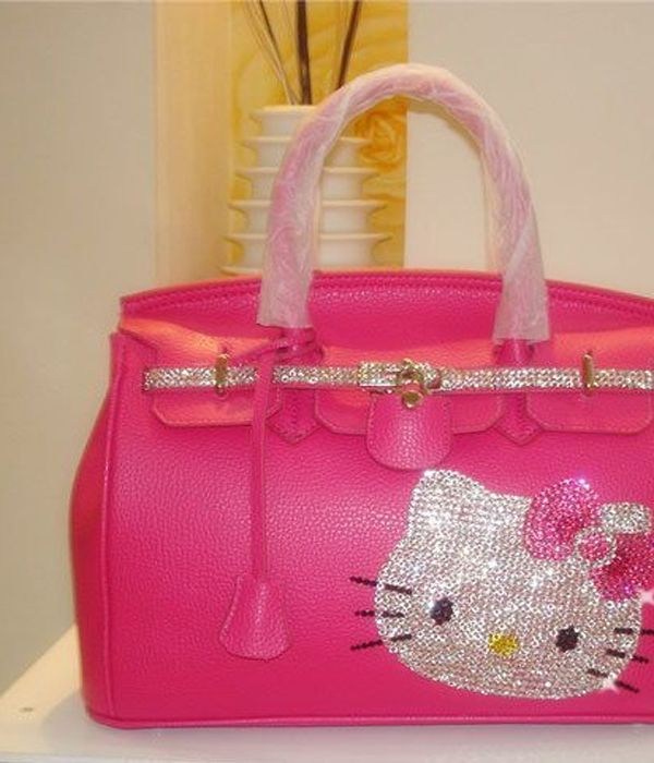 Pink Color Girls Handbags 2014 2015 Arm Candii