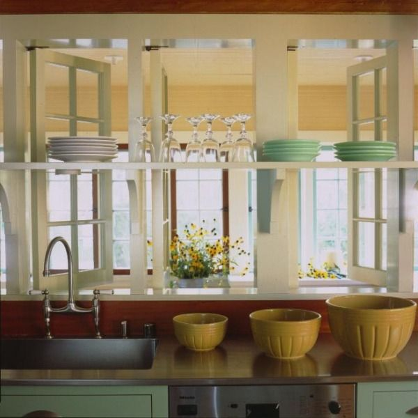 Farmhouse Kitchen - Eastern Shore