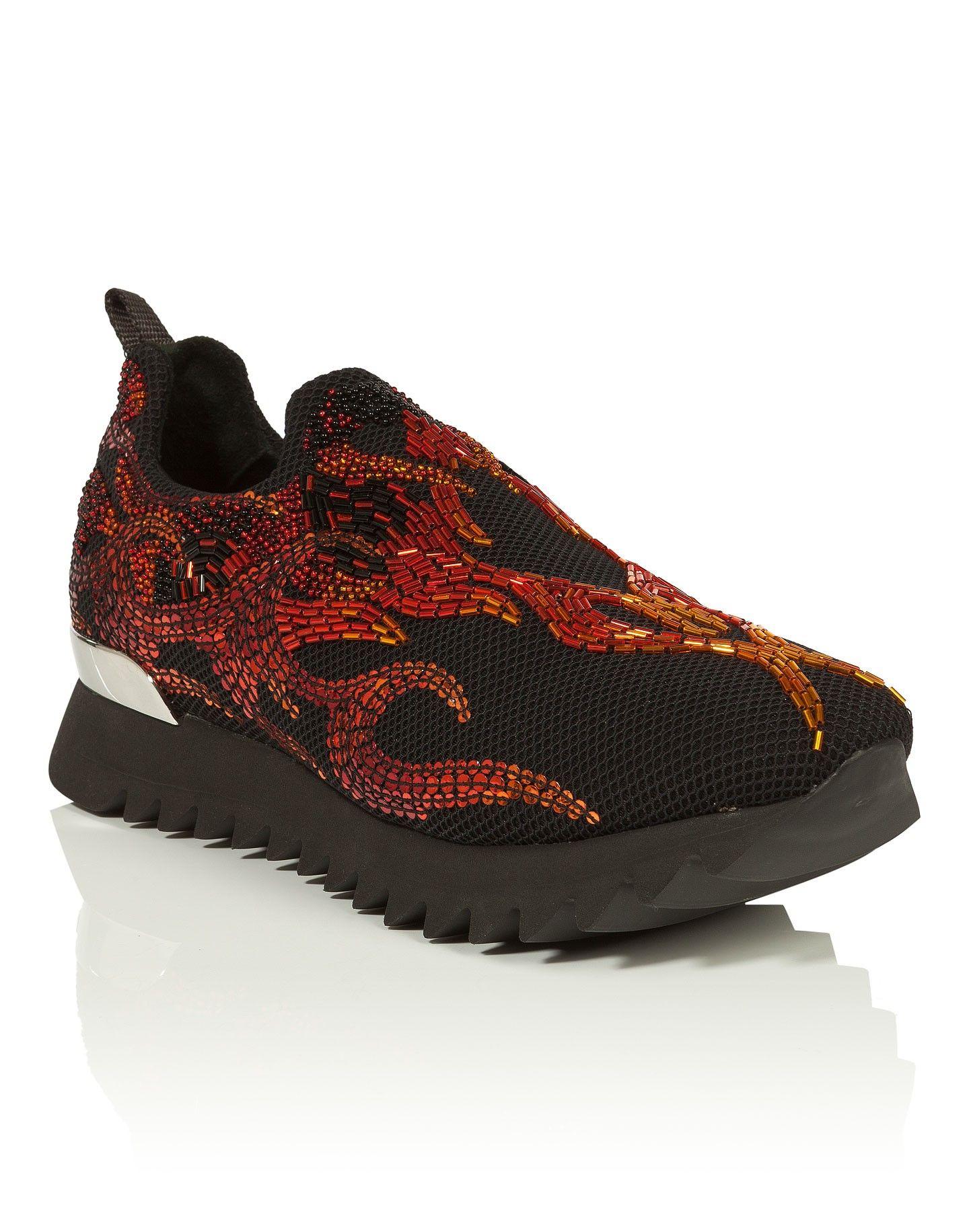 "PHILIPP PLEIN RUNNER ""DOHA"". #philippplein #shoes #"
