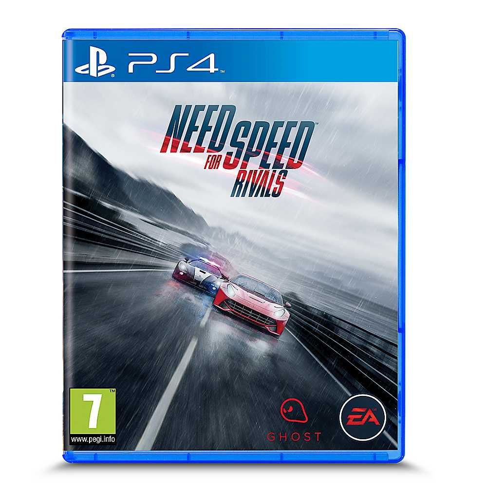 Need For Speed Rivals Game Cover Ps4 Loja De Games Xbox One Videogames
