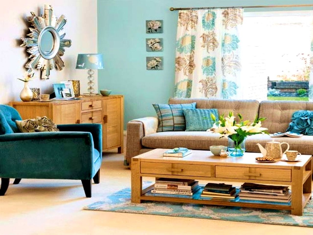Bedroom Pleasing Images About Living Room Ideas Rugs Carpet Duck Egg Blue And Brown Aceffaeafc Ora Teal Living Rooms Brown And Blue Living Room Tan Living Room