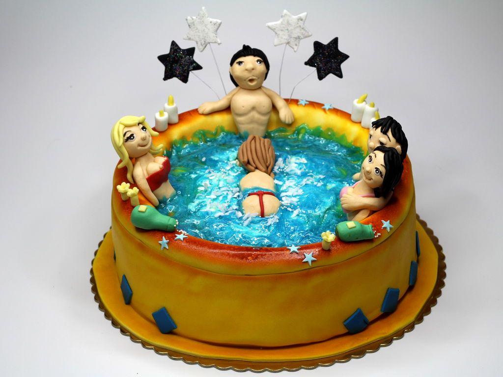 Торт фото секс