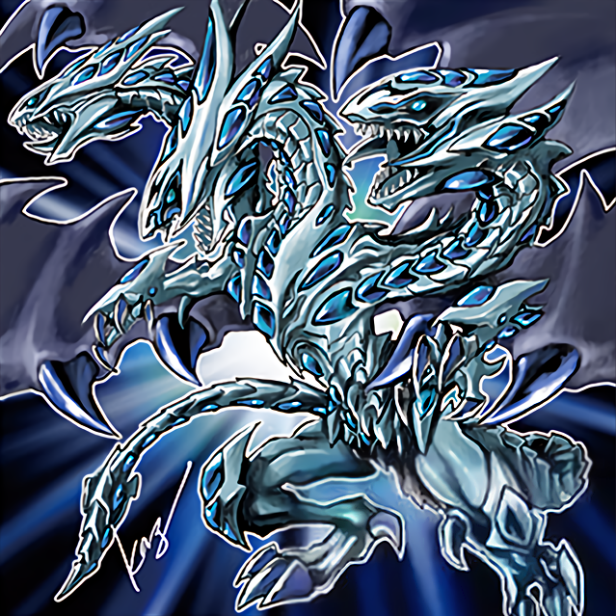 Blue Eyes Alternative Ultimate Dragon Artwork By Korotime On Deviantart Dragon Artwork Ultimate Dragon Yugioh Dragons