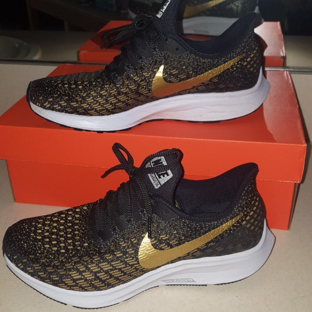 Nike Shoes Nike Air Zoom Pegasus Color Black/Gold