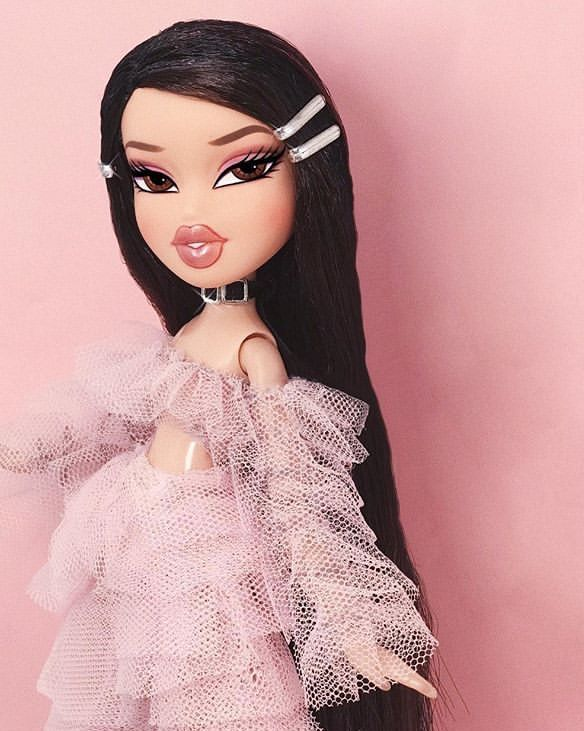 huge discount exquisite design sold worldwide Pin by Leada Quinn on Bratz aesthetic | Brat doll, Bratz ...