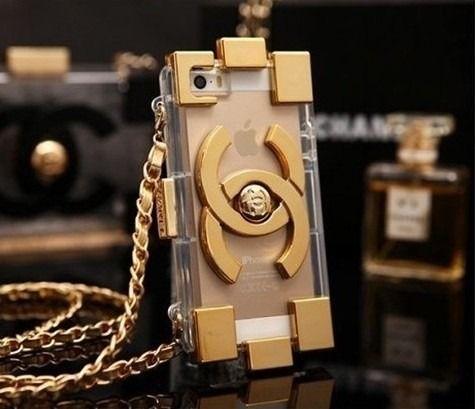 7f421198815 Funda Chanel Lego Satchel Para Iphone 5/5s Con Caja - $ 250.00 en  MercadoLibre