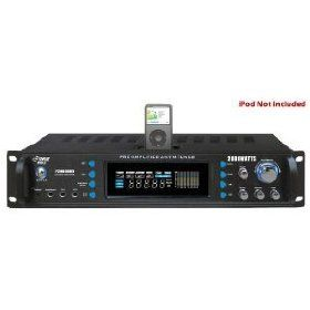 Pyle P2203ABTU Bluetooth Hybrid Pre-Amplifier Home Theater Stereo Amp Receiver