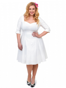 Short Wedding Dresses For Mature Women Plus Size | Annie\'s ...