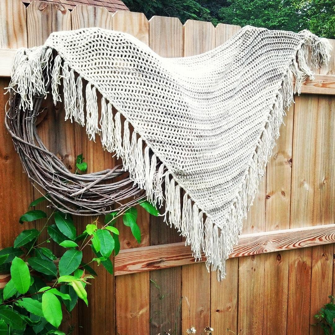 chichisweets:- Sweet November Shawl. Free crochet pattern ...