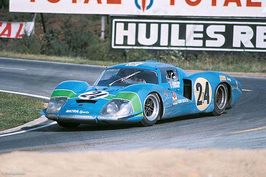 Alfa Romeo T33 B2 Le Mans 24 1968 Galli Giunti Painting by Yuriy ...