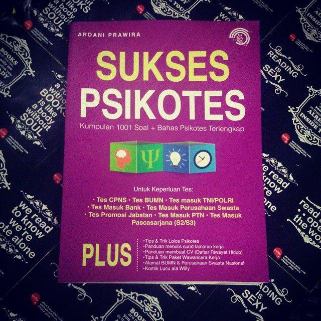 Buku Plus On Instagram Kumpulan 1001 Soal Bahas Psikotes