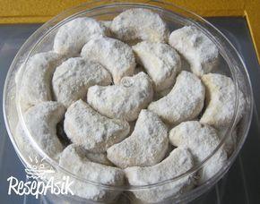 Resep Kue Putri Salju Sederhana Super Lembut Resep Makanan Kue Putri Makanan Enak