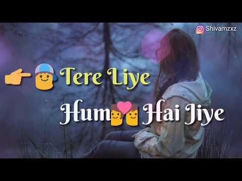 Tu Hi Hai Aashiqui Female Lyrics | WhatsApp Status Videos ...