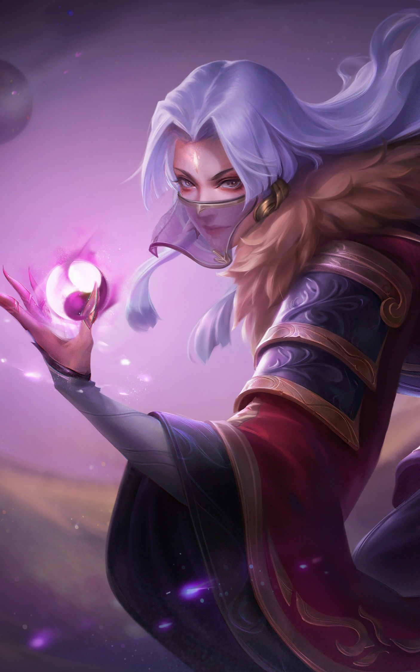 Luo Yi | Mobile legend wallpaper, Mobile legends wallpaper, Mobile legends