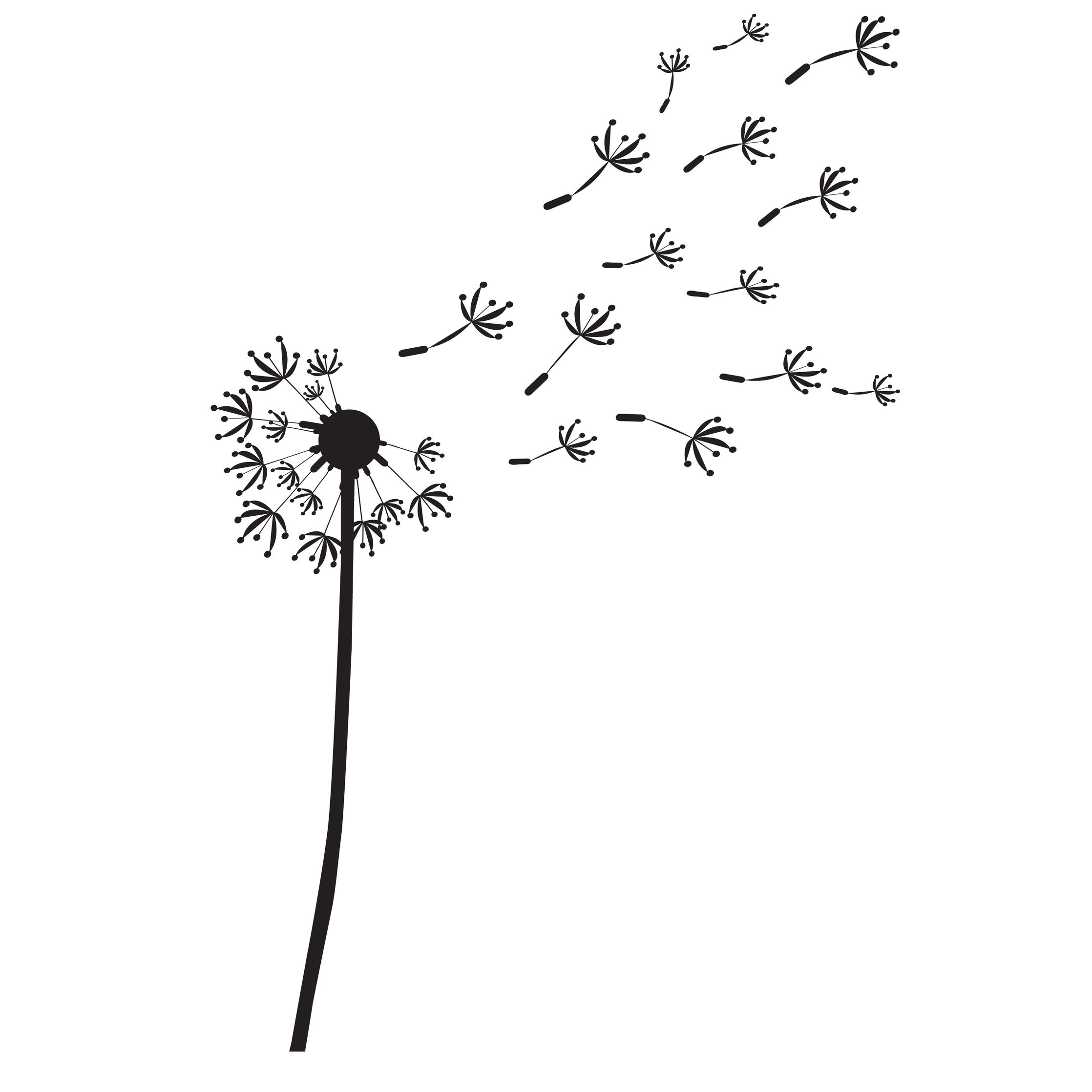 dandelion tattoos for women | Dandelion Tattoos / Meanings and Pictures