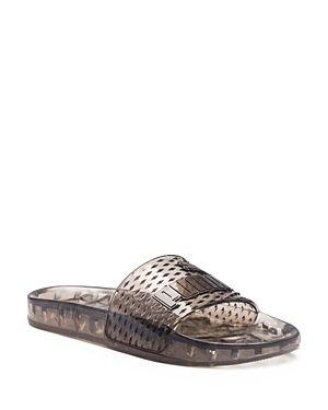 749037daa06404 FENTY X PUMA FENTY PUMA X RIHANNA MEN S JELLY SLIDES.  fentyxpuma  shoes