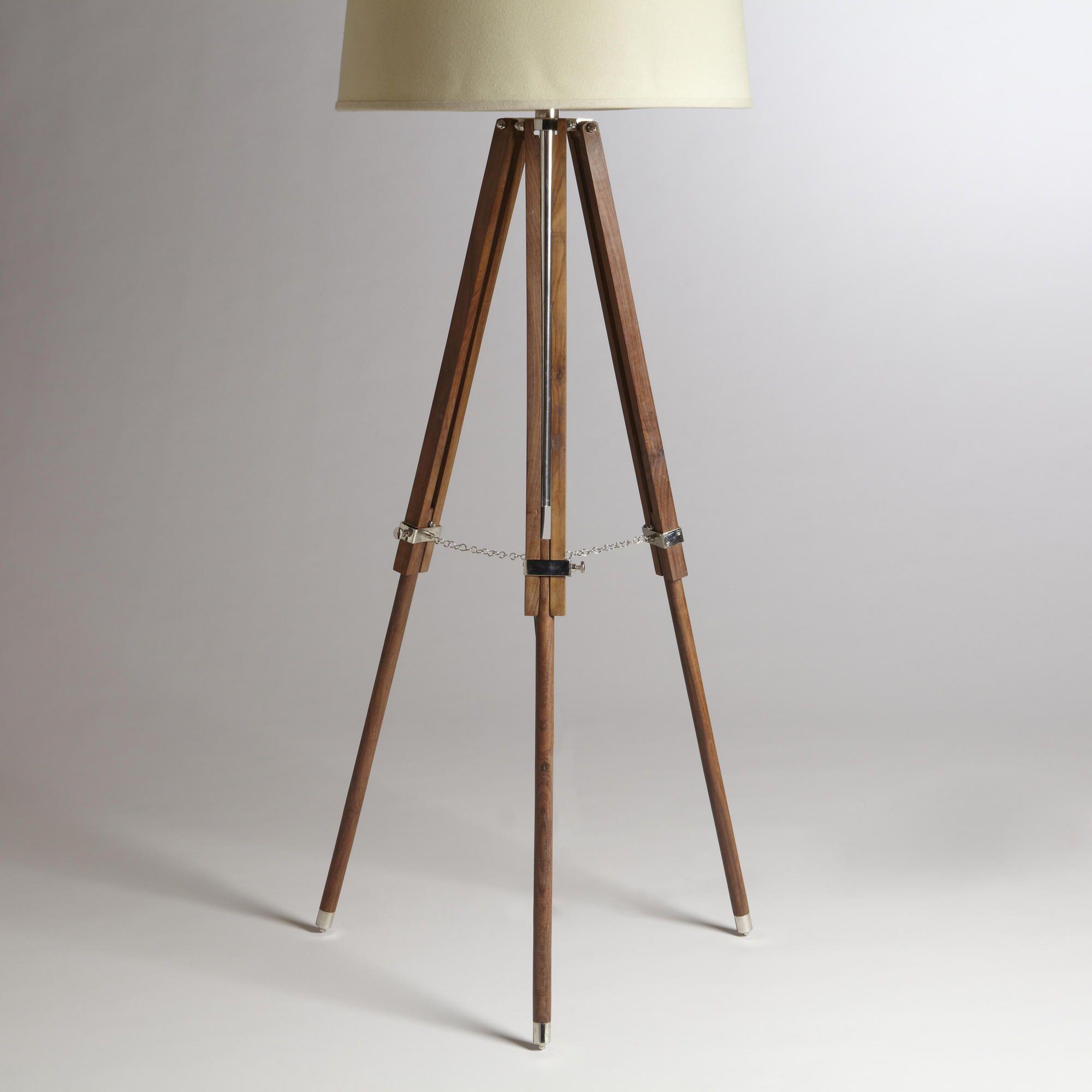 Telescope Floor Lamp Base World Market Wood Lamp Base Floor Lamp Base Floor Lamp Design