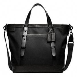 67129267d Bowery Nylon Tote - Coach | Tote Bag | Bags, Travel tote, Nylon tote
