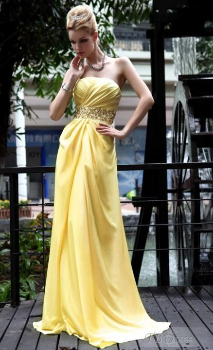 Prom and Formal dresses for tall girls! Just give your height and ...