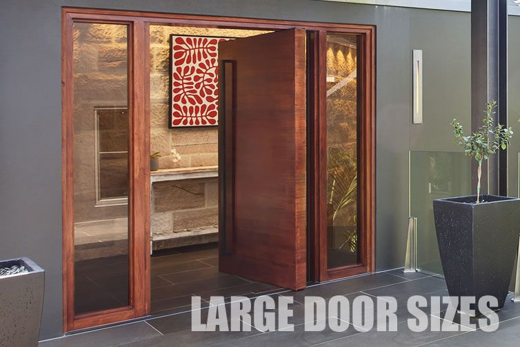 MY TIMBER FAVOURITE. Timber Pivot Doors offer large door sizes & MY TIMBER FAVOURITE. Timber Pivot Doors offer large door sizes ...