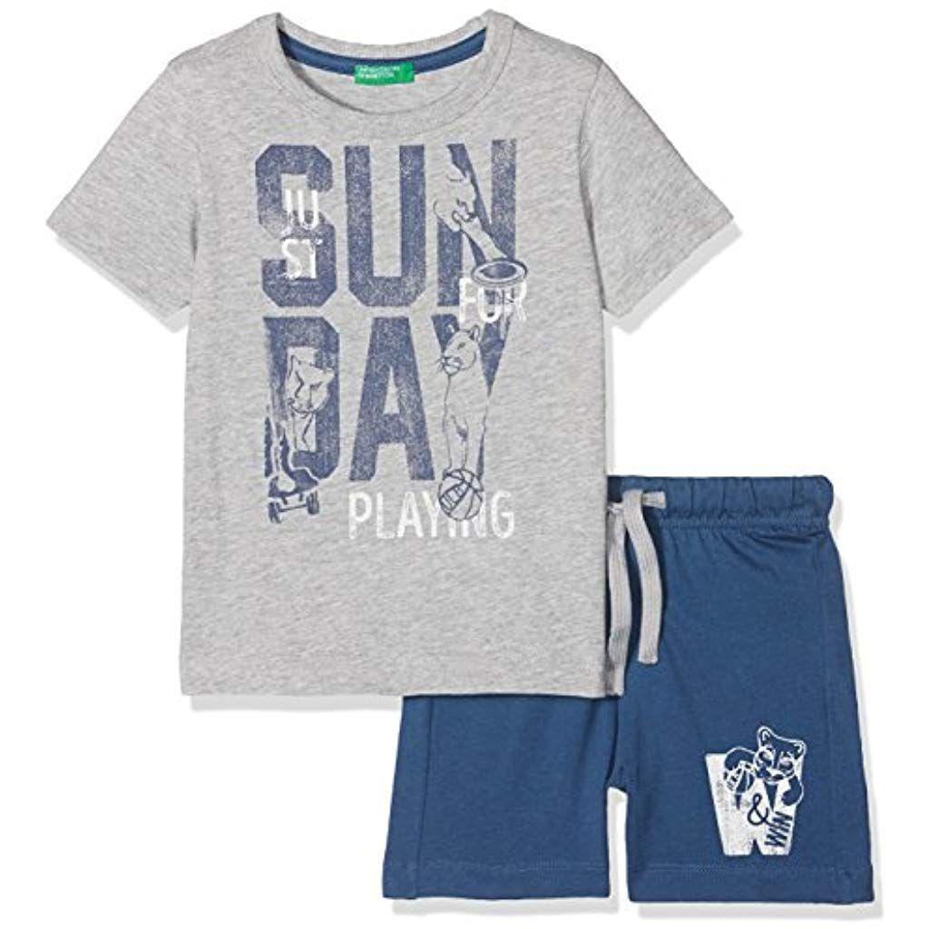 T TALENTBABY Neugeborenen Jungen Overall Sets 3 ST/ÜCKE Brief Drucken Strampler T-Shirt Tops Lange XX Hosen Hut Outfits Kleidung Set