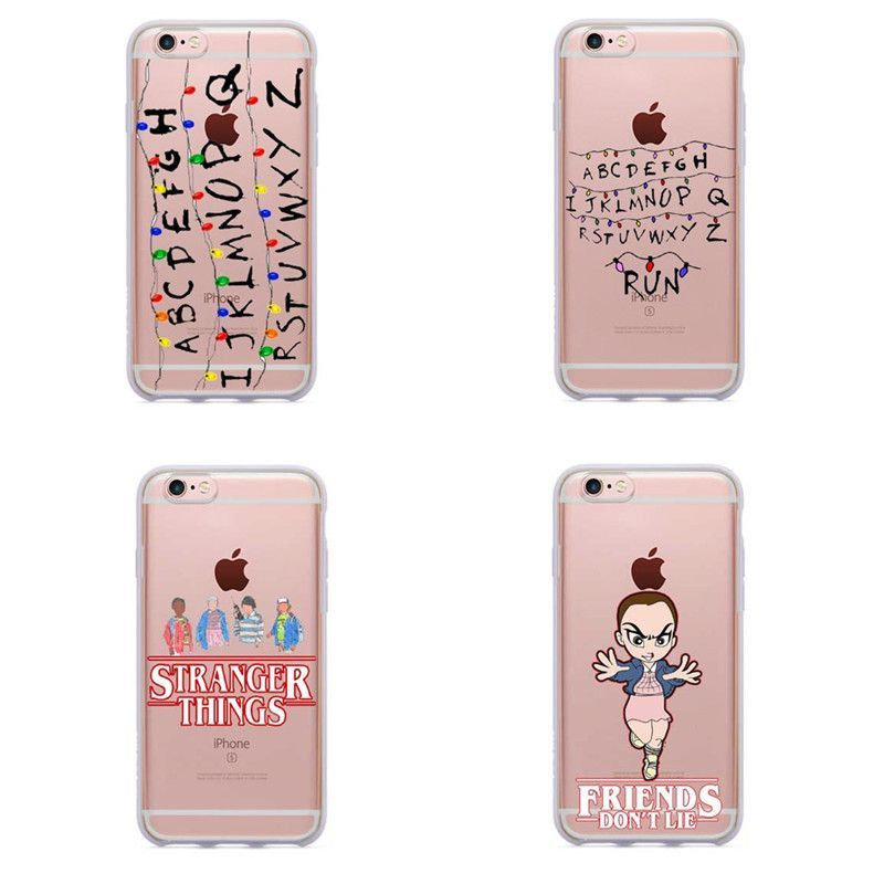 coque stranger things iphone 7