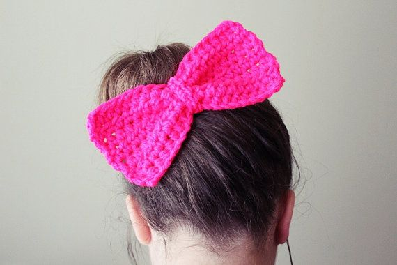 Big Hair Bows Large hair bows Big Bows for women by AlmostFamousa