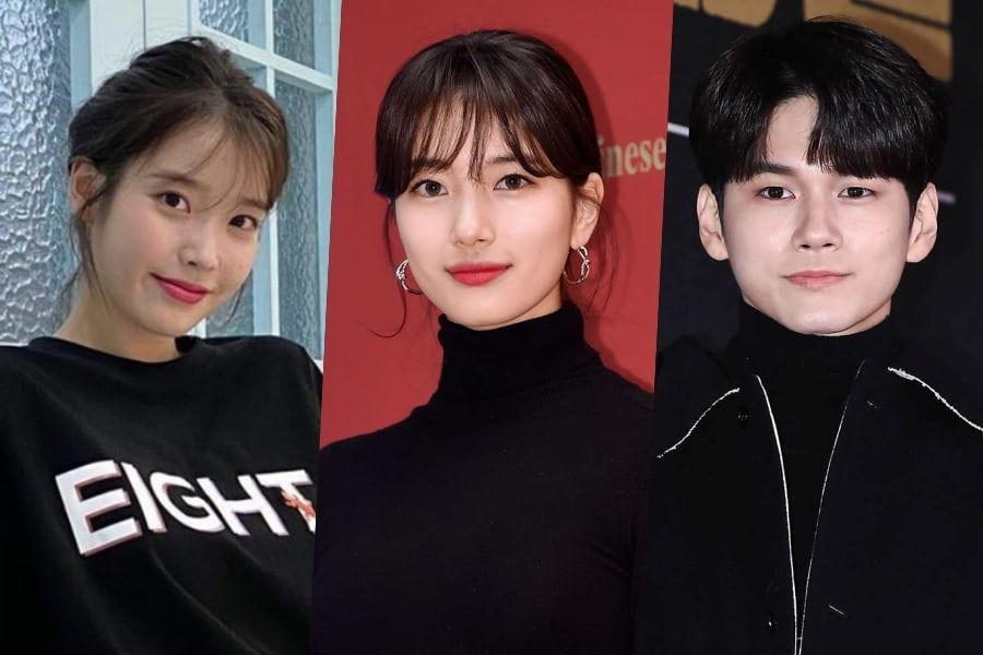 Iu Suzy Ong Seong Wu And Far More Donate To Help Victims Of Large Rains And Floods Victims Rains Suzy