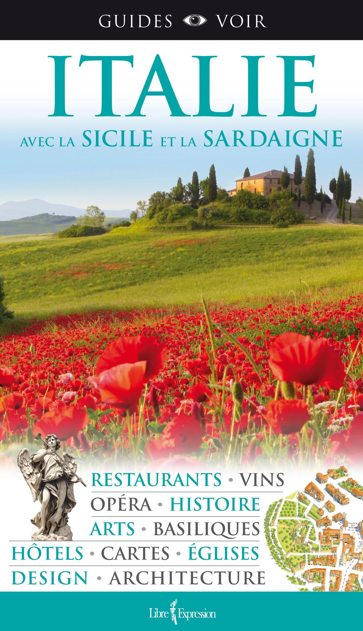 Guide Voir Italie (avec la Sicile et la Sardaigne) | Voyages et les ...