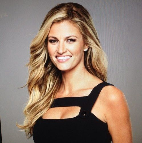 Erin andrews shes shaved