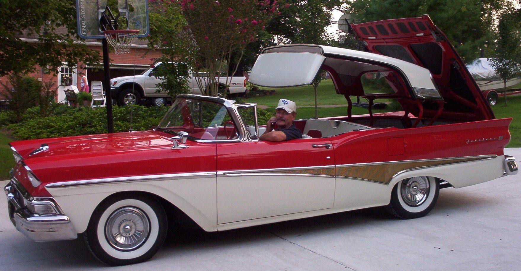 1958 Ford Fairlane | Carolina Muscle Cars Inc.