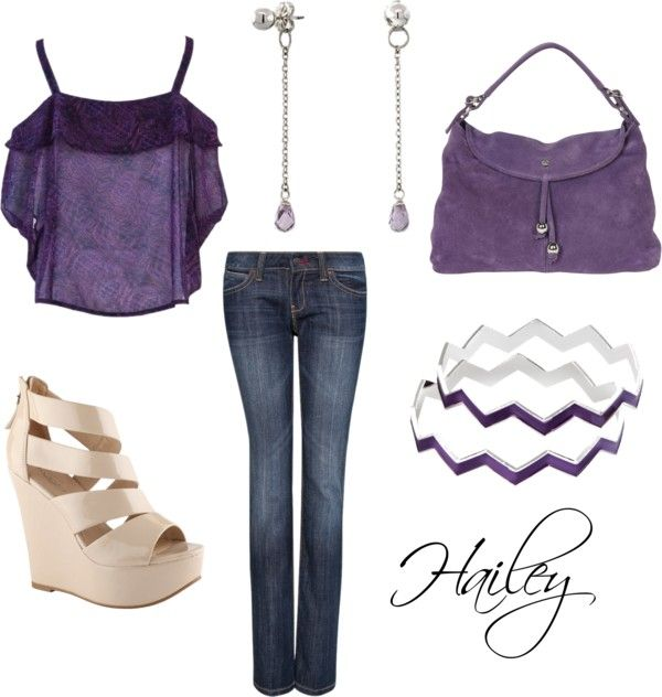 """""""Hailey"""" by someliketoshop on Polyvore"""
