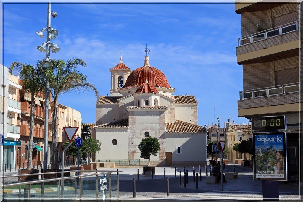 Panoramio Photo Of Church San Javier Murcia Murcia Murcia España San Javier Murcia