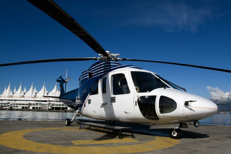 Are Helicopters The Commuter Transport Of The Future