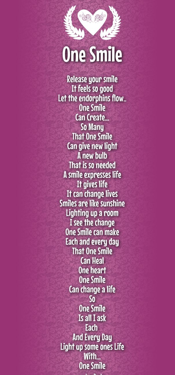 Poems To Make Her Smile : poems, smile, Sweet, Poems, Smile, Quotes