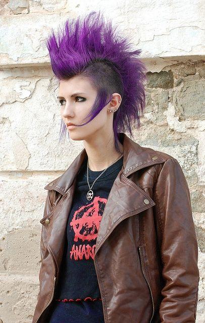 Theappwhisperer The App Whisperer Punk Haarschnitt Punk Madchen Frisuren
