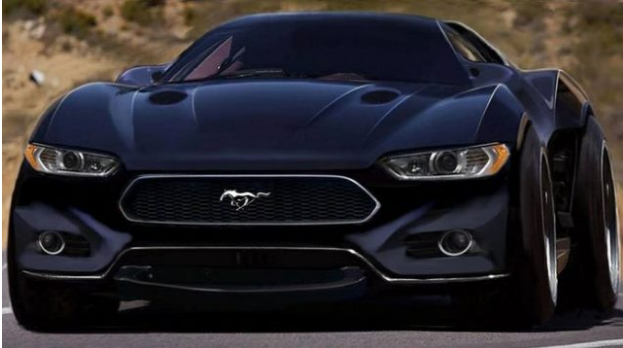 2019 Ford Mustang Sports Car The Bullitt Is Back >> NEW 2019 FORD MUSTANG BULLITT – Muscle Cars Zone | Muscle car | Concept Cars, 2015 mustang, Cars