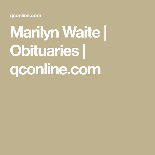 41 Best Obituaries images in 2019 | Milton park, East moline