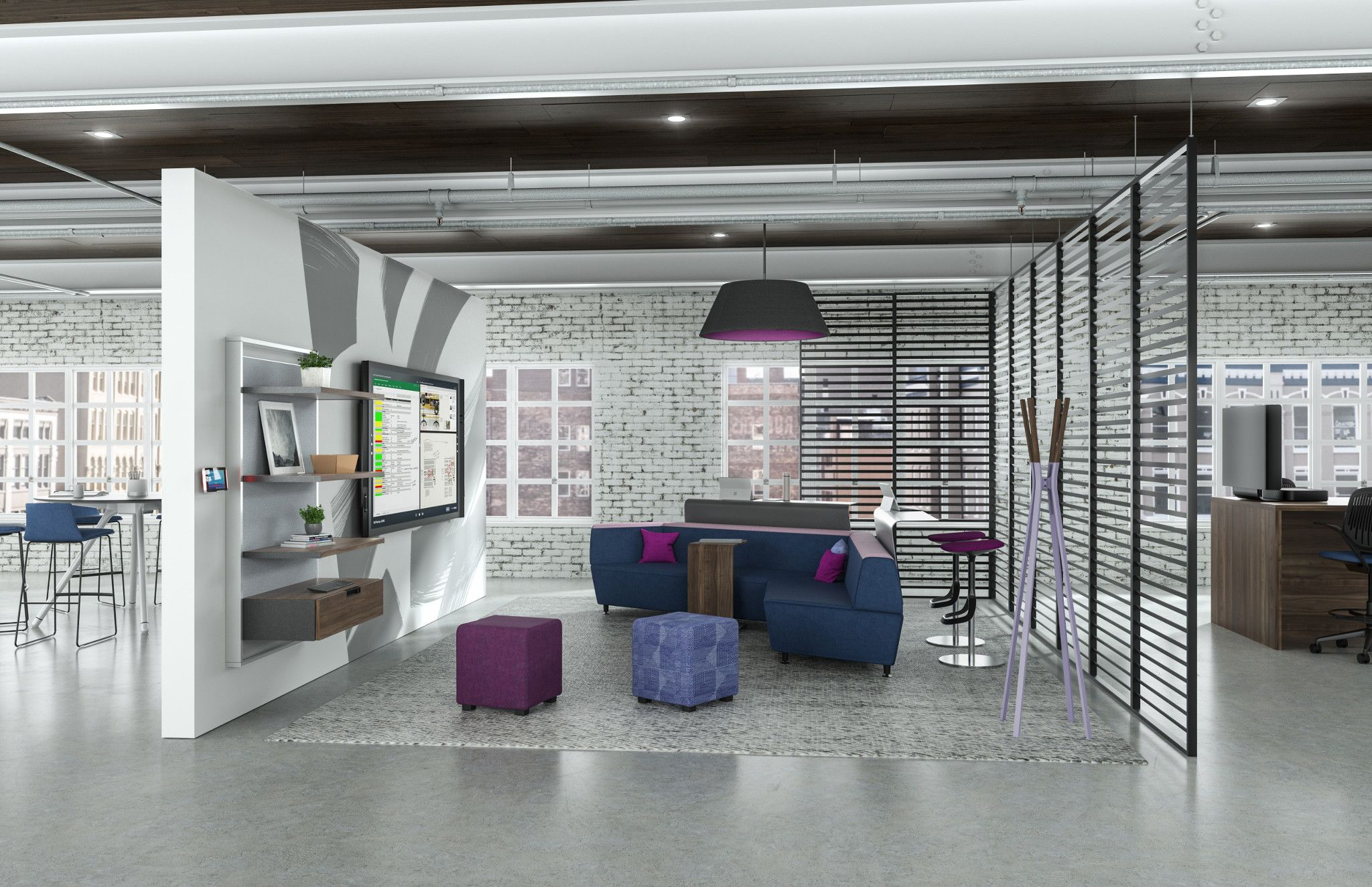 Workplace, Collaboration, Spaces, Creative, Office Workspace