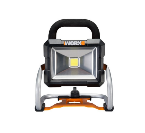Worx Wx026l 20v Maxlithium Powershare Cordless Led Work Light Led Work Light Work Lights Rechargeable Work Light