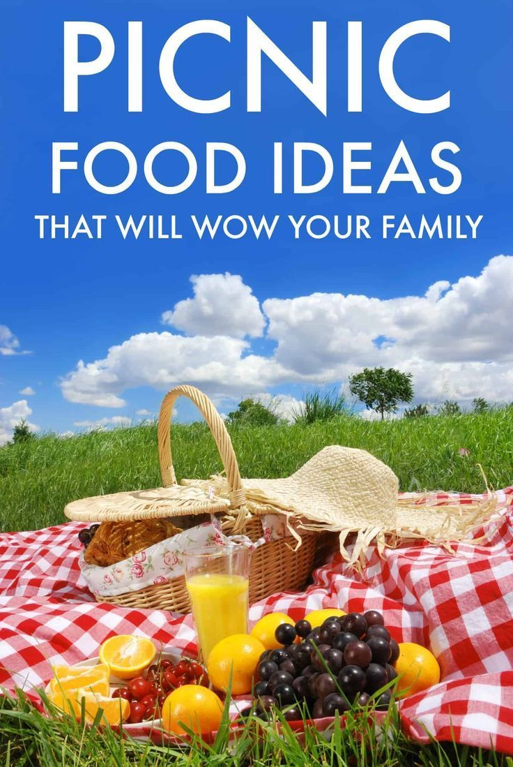 Picnic Food Ideas That Will Wow Your Family (Simply Stacie) #familypicnicfoods Picnic Food Ideas That Will Wow Your Family #familypicnicfoods