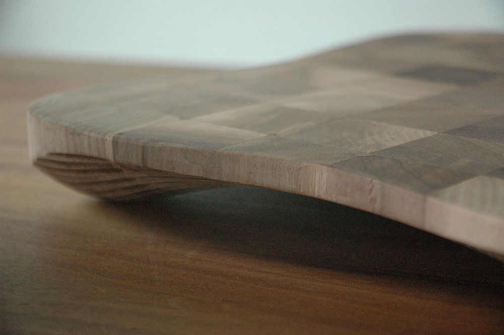 SPENCER STALEY TEAK CUTTING BOARD Not too fond of using teak - not sustainable!