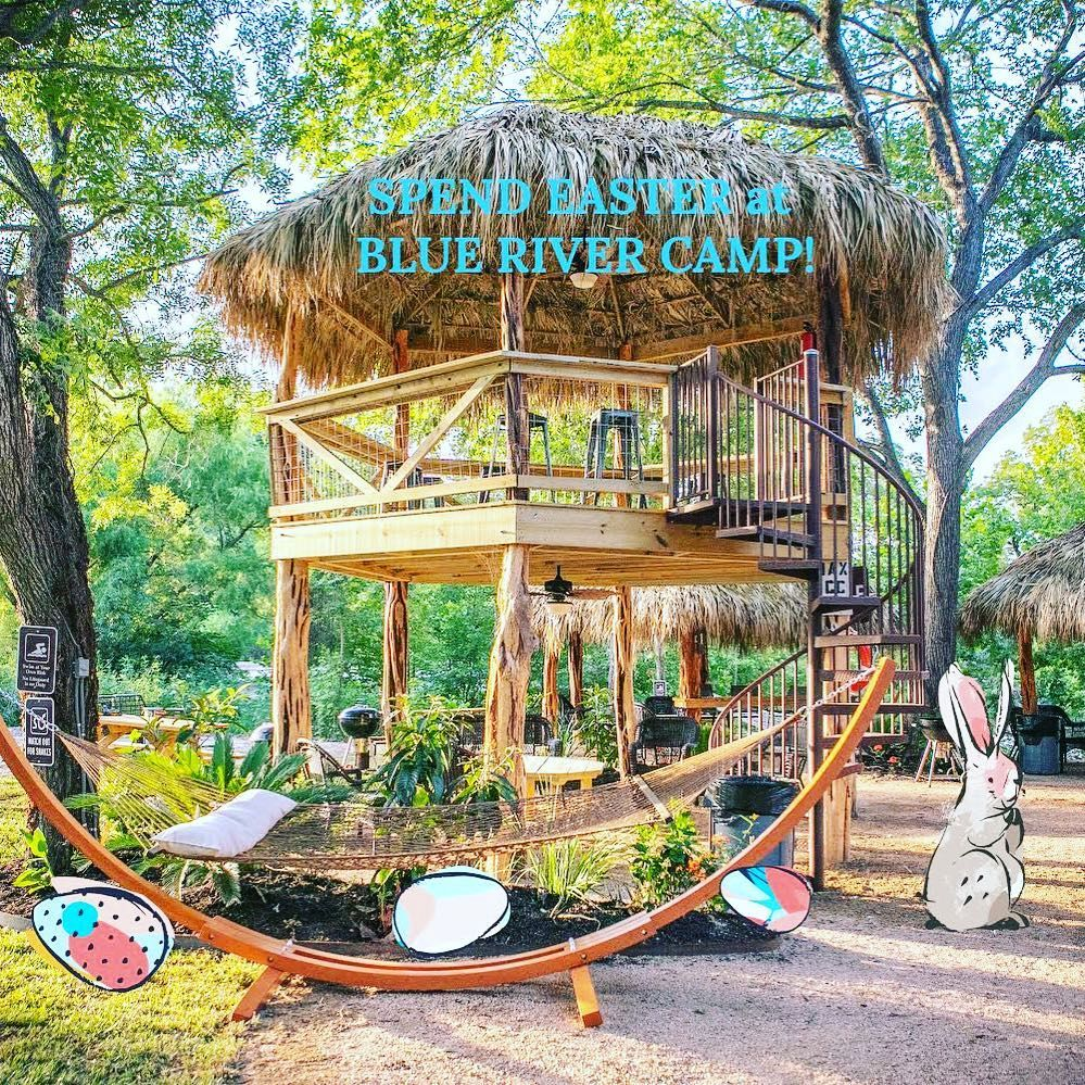 Son S Blue River Camp On Instagram Spend Easter Weekend Having Fun And Camping At Son S Blue R River Camp Family Vacations In Texas Family Road Trip Packing