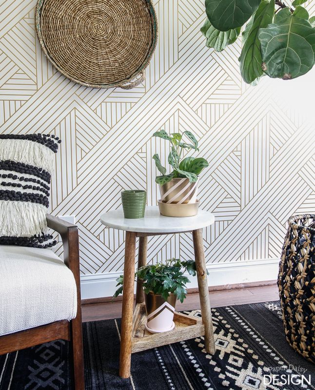 Cool Wallpapers For A Room: Be Bold With Fearless Wallpaper!