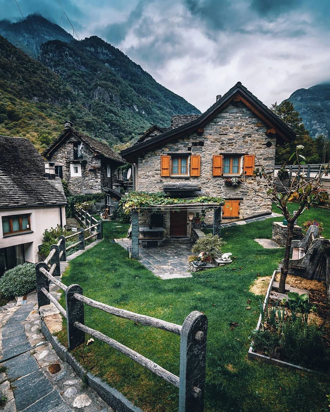 Ticino, Switzerland #travelalone