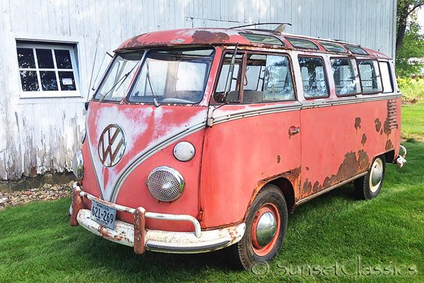Vw Bus For Sale Check Out Our Classic Volkswagen Buses Vw Bus For Sale Classic Volkswagen Bus Buses For Sale